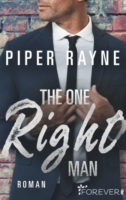 The One Right Man Piper Rayne
