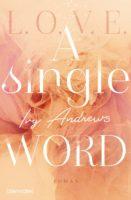 A single word